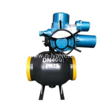 Fully Welded Ball Valves